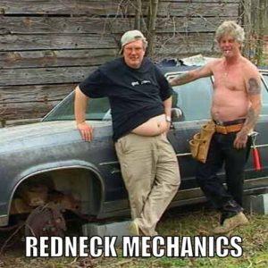 redneck-mecanique